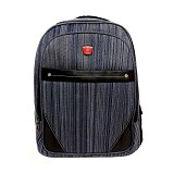 POLO RUSH Tas Ransel [85703] - Biru - Notebook Backpack